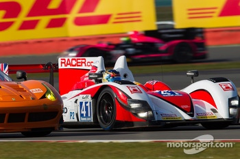 #41 Greaves Motorsport Zytek Z11SN Nissan: Chris Dyson, Michael Marsal, Tom Kimber-Smith