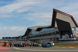 Full grid for Silverstone 6 Hours