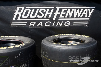 Roush Fenway detail
