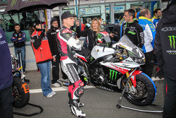 # 7 MONSTER ENERGY YAMAHA: Igor Jerman, Broc Parkes, Josh Waters