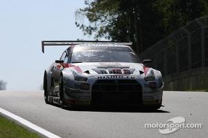 Nissan GT Academy Team RJN Nissan GT-R Nismo GT3: Lucas Ordonez
