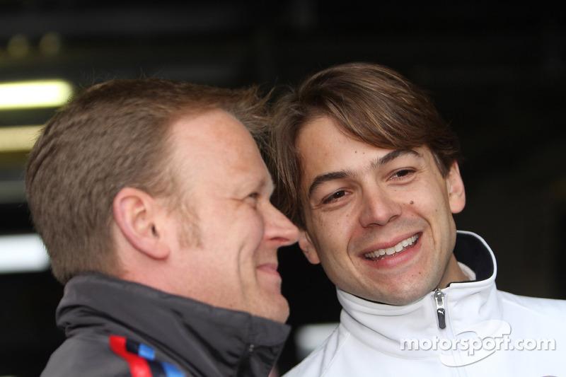 Augusto Farfus Jr., BMW Team Schubert