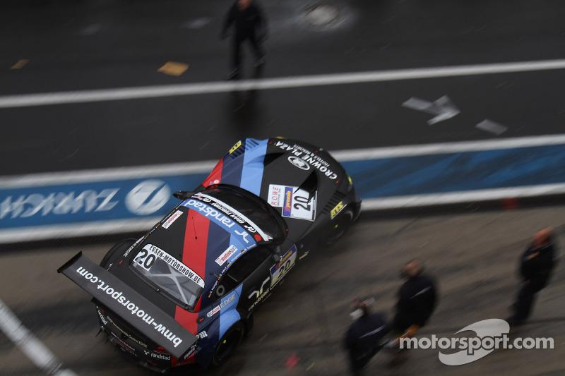 #20 BMW Team Schubert, BMW Z4 GT3: Dirk Adorf, Jens Klingmann, Martin Tomczyk