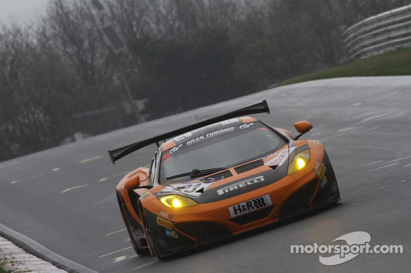 Rudi Adams, Peter Kox, Dörr Motorsport, McLaren MP4-12C GT3