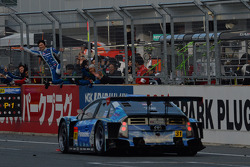 #31 APR Toyota Prius: Morio Nitta, Koki Saga takes the GT300 win