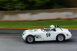 Bonne Foulds, Austin Healey Sprite