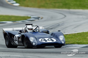 David Hinton, Lola T160