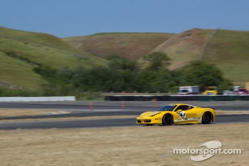 #44 Boardwalk Ferrari Ferrari 458: John Taylor