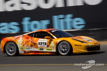#89 Ferrari of Ontario Ferrari 458: Ryan Ockey