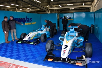Douglas Motorsport F4 Team