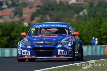 Fredy Barth, BMW E90 320 TC, Wiechers-Sport