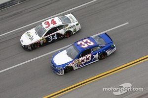 David Ragan and Landon Cassill