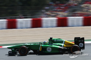 Charles Pic, Caterham
