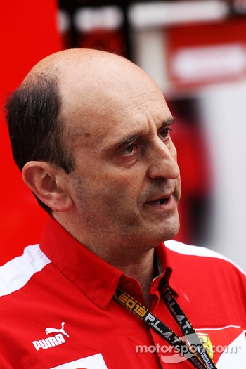 Paulo Martinelli, Ferrari Engine Director