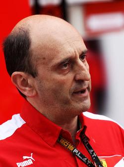 Paulo Martinelli, Ferrari Engine Director