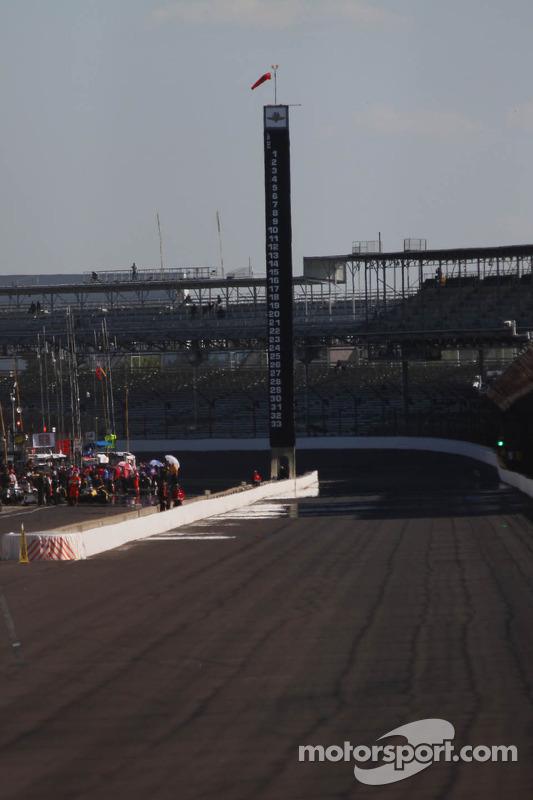 Indy atmosphere