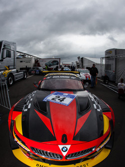 #24 Walkenhorst Motorsport BMW Z4 GT3 (SP9)