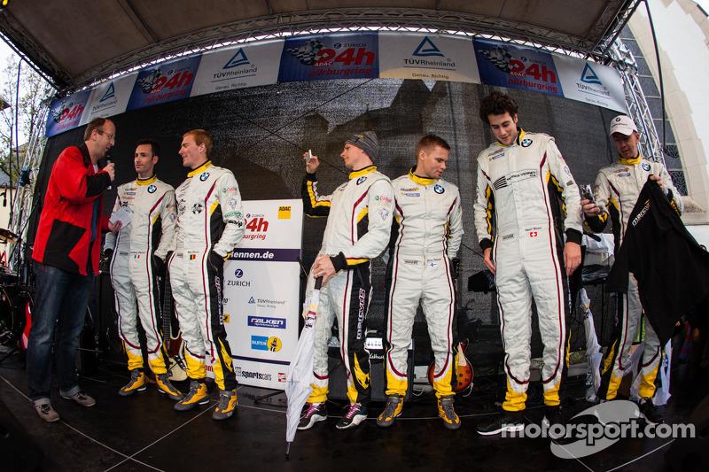 Henri Moser, Markus Palttala, Bas Leinders, Richard Göransson, Maxime Martin, Andrea Piccini, Yelmer Buurman