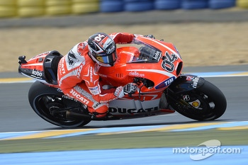 Andrea Dovizioso, Ducati Team
