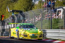 #50 Manthey-Racing Porsche 911 GT3 R (SP9): Marco Holzer, Nick Tandy, Jörg Bergmeister, Richard Lietz
