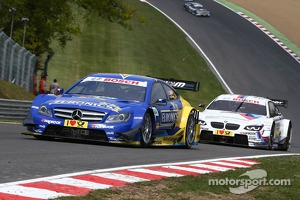 Gary Paffett, Mercedes AMG DTM, DTM Mercedes AMG C-Coupe