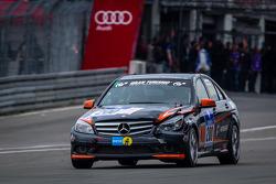 #200 Team AutoArena Motorsport Mercedes-Benz C 230 (V4): Patrick Assenheimer, Marc Marbach, Hannes Pfledderer