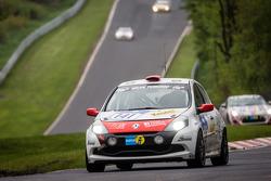 #141 Roadrunner Racing Renault Clio Cup (SP3): Michael Juul, Junichi Umemoto, Thomas D. Hetzer, Kouichi Okumura