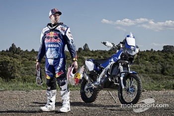 Cyril Despres joins Yamaha Factory Team for 2014 Dakar