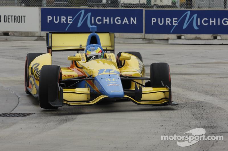 Mike Conway, Dale Coyne Racing Honda
