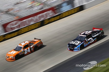 Jason White and Austin Dillon