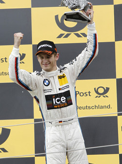 Second place Marco Wittmann, BMW Team MTEK BMW M3 DTM