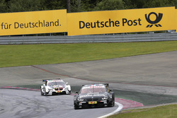 Bruno Spengler, BMW Team Schnitzer BMW M3 DTM and Marco Wittmann, BMW Team MTEK BMW M3 DTM