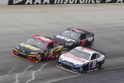 Clint Bowyer, Dale Earnhardt Jr., Kurt Busch