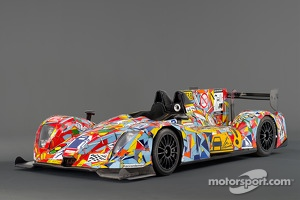 #35 LMP2 OAK Racing Costa Art Car unveiled