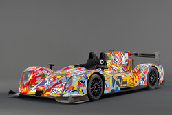 OAK Racing Art Car Unveil
