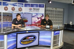 Joey Coulter and Brendan Gaughan