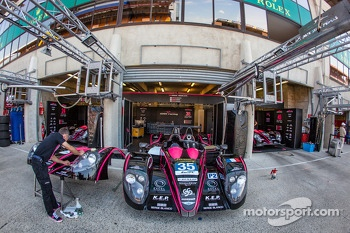 #35 OAK Racing Morgan LMP2-Nissan