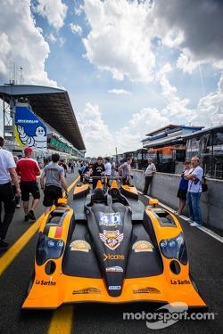 #40 Boutsen Ginion Racing Oreca 03-Nissan