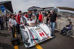 #1 Audi Sport Team Joest Audi R18 e-tron quattro