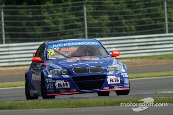 Fredy Barth, BMW E90 320 TC, Wiechers-Sport  04.05.2013. World Touring Car Championship, Rounds 07 and