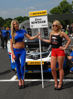 Speedworks Grid Girl
