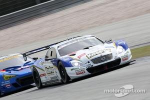 #37 Lexus Team KeePer Tom's Lexus SC430: Daisuke Ito, Andrea Caldarelli