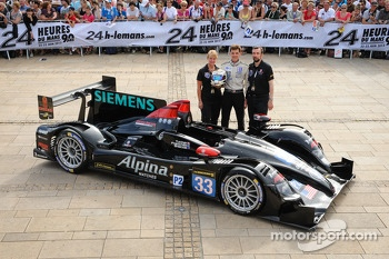 #33 Level 5 Motorsports HPD ARX-03b: Scott Tucker