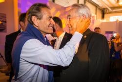 Jacky Ickx and Gérard Larousse