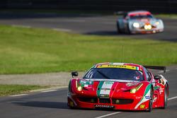 #51 AF Corse Ferrari F458 Italia: Gianmaria Bruni, Giancarlo Fisichella, Matteo Malucelli