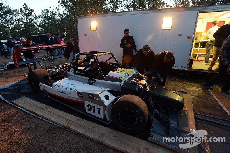 #911 Norma: Romain Dumas