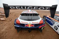 #208 Peugeot 208 T16 Pikes Peak: Sébastien Loeb