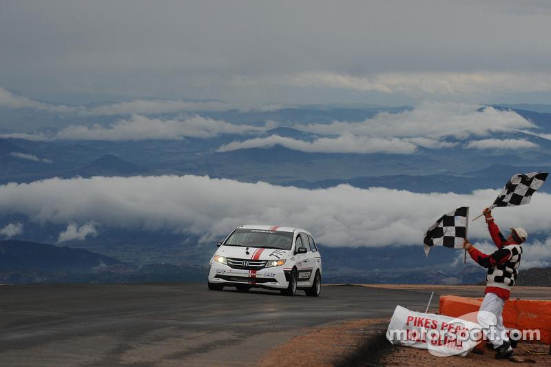 #770 Honda Odyssey: Simon Pagenaud