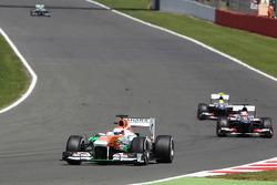 Paul di Resta Sahara Force India VJM06