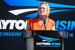 Daytona Rising event: ISC's Chief Executive Officer Lesa France Kennedy